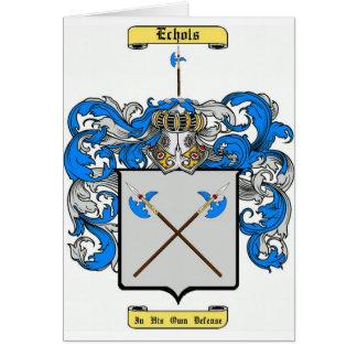 Echols Cards