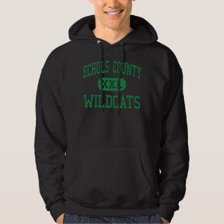 Echols County - Wildcats - High - Statenville Hoodie