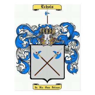 Echols Postales