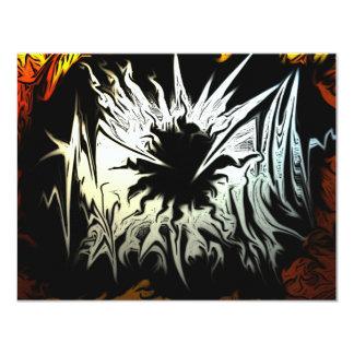 Echos in the Cavern 4.25x5.5 Paper Invitation Card