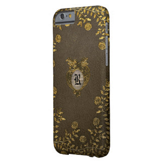 EchoSynch Muse Monogram Barely There iPhone 6 Case