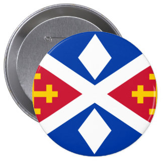 Echt Susteren Netherlands, Netherlands Pinback Button