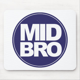 ecircle mid bro green mouse pads