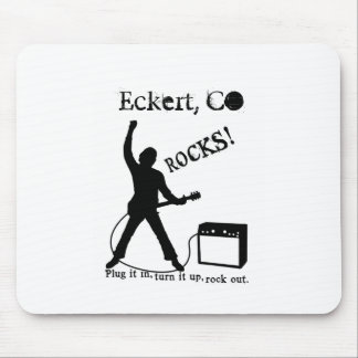 Eckert, CO Mouse Pad