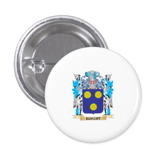 Eckert Coat of Arms - Family Crest Buttons