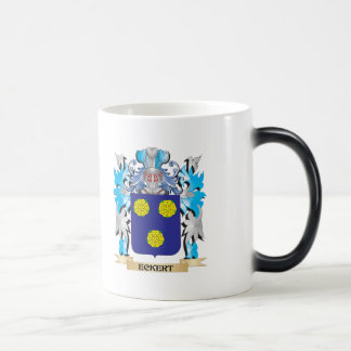 Eckert Coat of Arms - Family Crest 11 Oz Magic Heat Color-Changing Coffee Mug