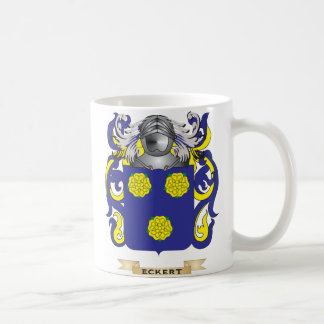 Eckert Coat of Arms Classic White Coffee Mug
