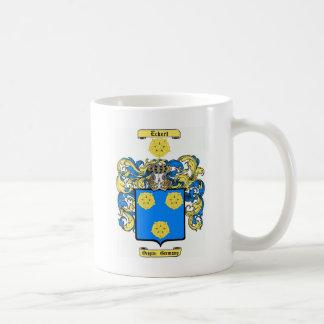 Eckert Classic White Coffee Mug