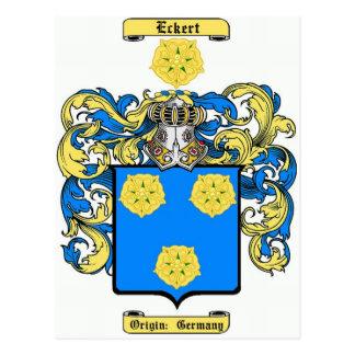Eckert Tarjeta Postal