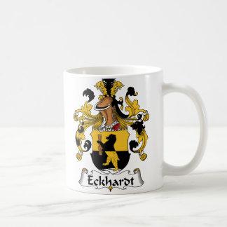 Eckhardt Family Crest Coffee Mug