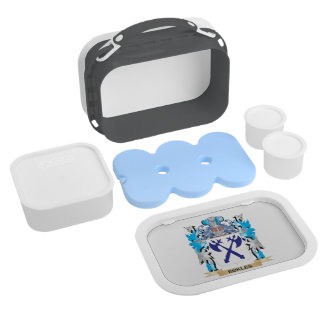 Eckles Coat of Arms - Family Crest Lunch Box
