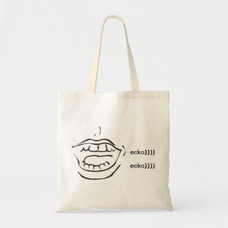 ecko)))) canvas bag