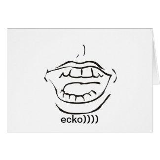 ecko)))) cards