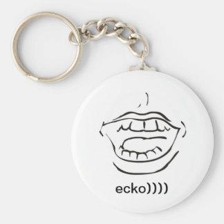 ecko)))) key chain