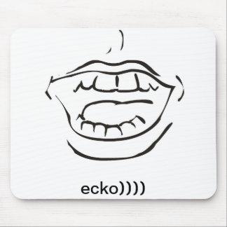 ecko)))) mousepad