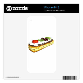 Eclair Decal For The iPhone 4