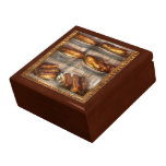 - Eclair - Eclairs de chocolate dulces Cajas De Recuerdo