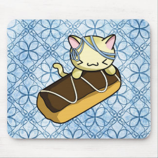 Eclair Kitty Mouse Pad