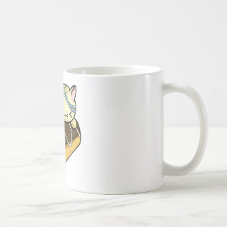 Eclair Kitty Mug