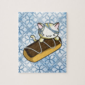 Eclair Kitty Puzzles