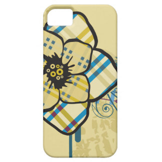 Eclectic Flower iPhone 5 Covers