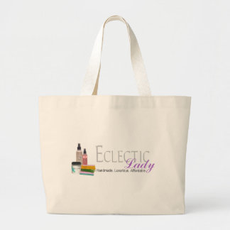 Eclectic Lady Tote Bags