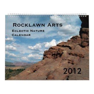 Eclectic Nature Calendar 2012