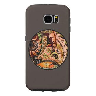 Eclectic Oceania Samsung Galaxy S6 Case