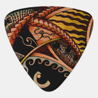 Eclectic Oceania Two Guitar Pick