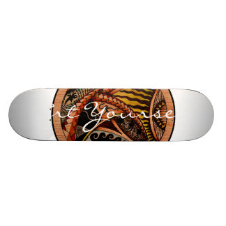 Eclectic Oceania Two Skateboard