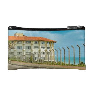 Eclectic Style Building Natal Brazil Makeup Bag