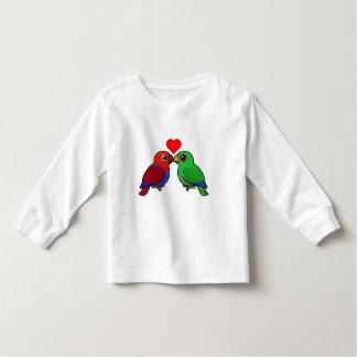 Eclectus Parrots in Love Tshirt