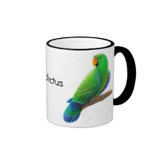 Eclectus Parrots Mug