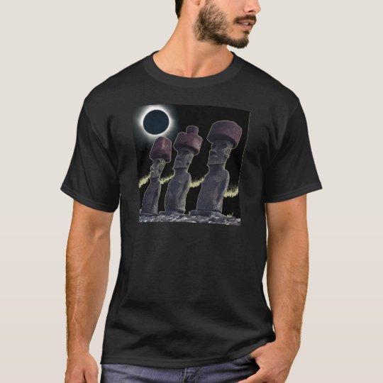 Eclipse 2010 Easter Island T-Shirt