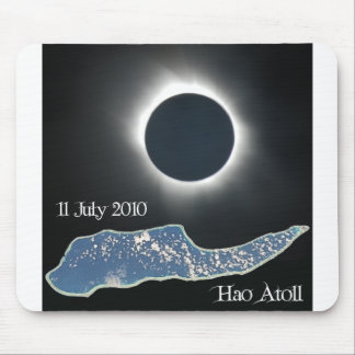 Eclipse 2010 Hao Atoll Mouse Pad