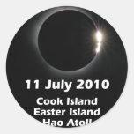 Eclipse 2010 - Pascua es., cocinero es., atolón de Etiqueta
