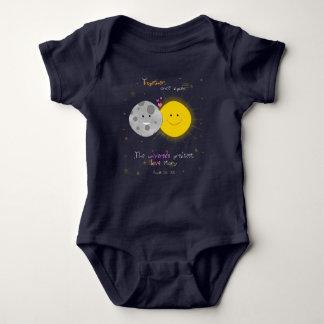 Eclipse 2017 baby bodysuit