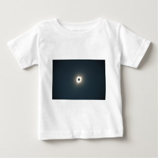 Eclipse 2017 - Idaho Totality - Original Picture Baby T-Shirt