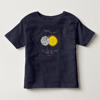 Eclipse 2017 toddler t-shirt