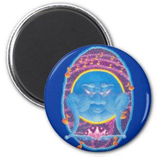 """""""Eclipse"""" 2 Inch Round Magnet"""