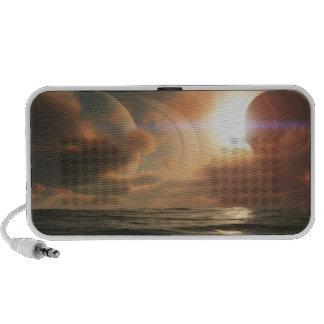 Eclipse iPod Altavoz