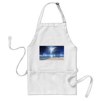 Eclipse at Strange Beach Adult Apron