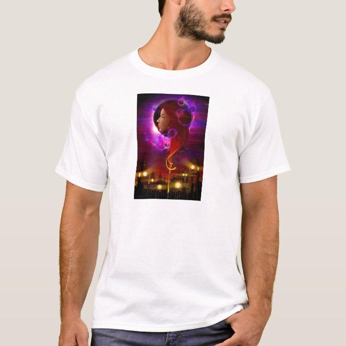 Eclipse by J. Matthew Root T-Shirt