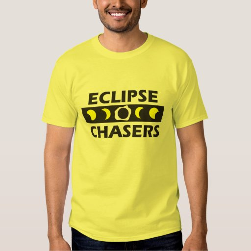 Eclipse Chasers logo gear - basic shirt #2