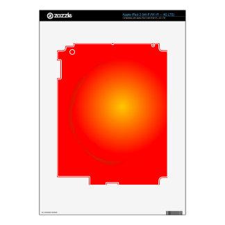Eclipse de Minimalistic Pegatinas Skins Para iPad 3