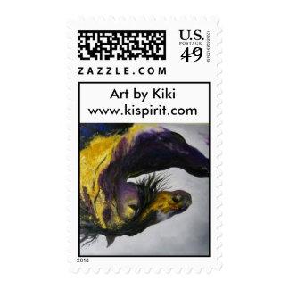 Eclipse de Piscean, arte de Kiki, www.kispirit.com Franqueo