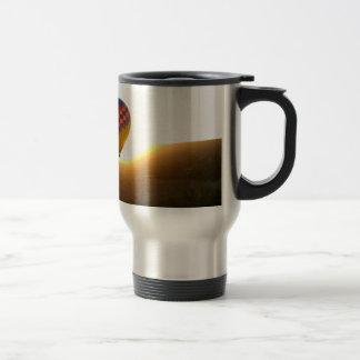eclipse del ballooner taza de café