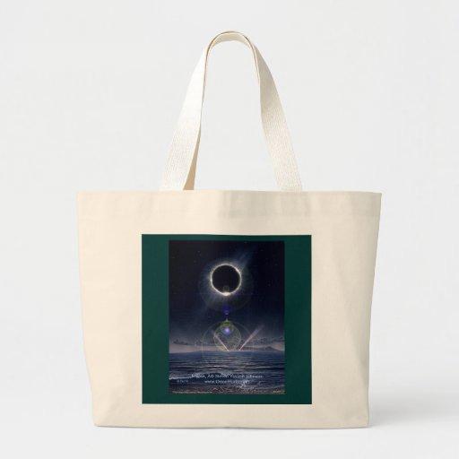 Eclipse, Eclipse,  Steven Vincent Johnsonwww.O... Canvas Bags