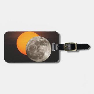 Eclipse Etiquetas De Maletas