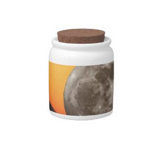 Eclipse Jarra Para Caramelo